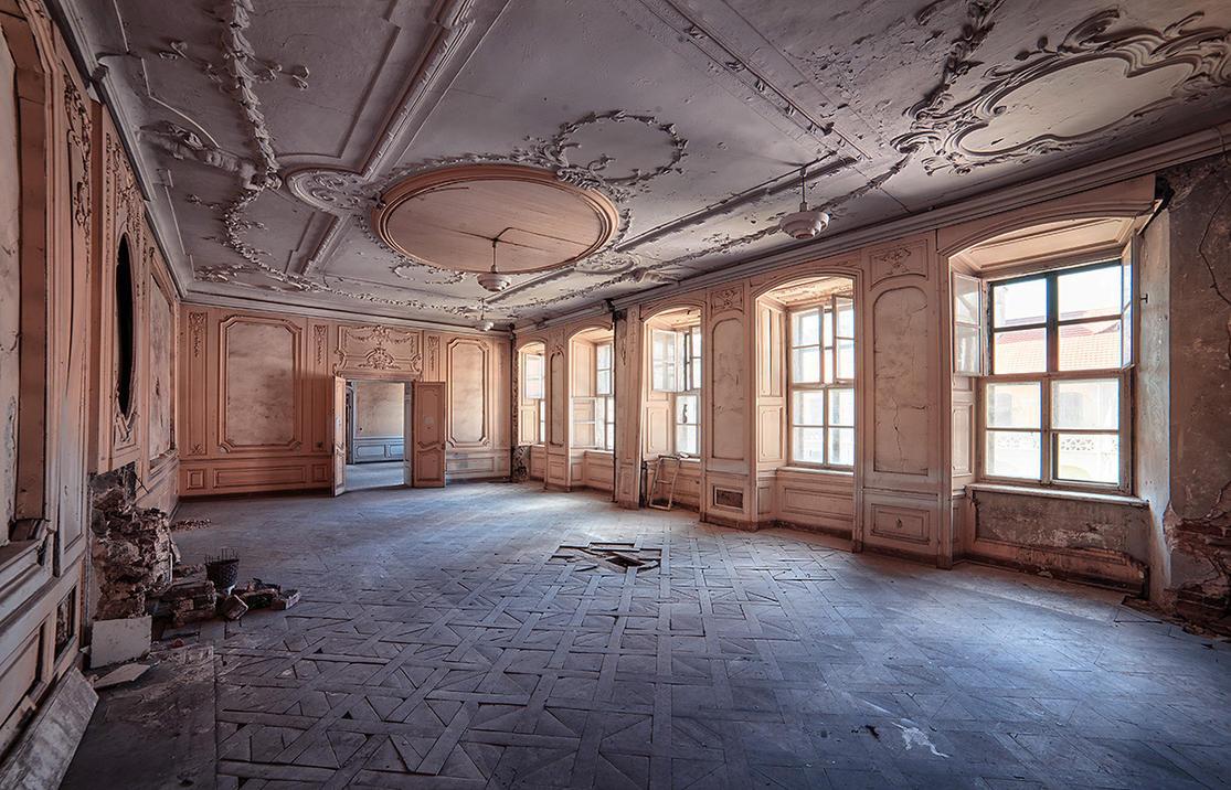 Palace Z by AbandonedZone