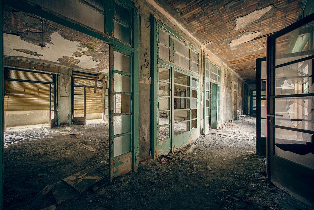 Undead Journey by AbandonedZone