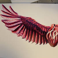 Another wing/heart design