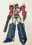 Optimus Prime (fanart)