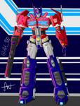 Optimus Prime Design