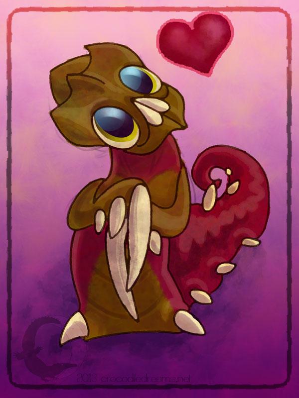 Hydras Just Want Hugs! by crocodiledreams