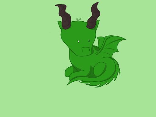 Dragon by amyc124