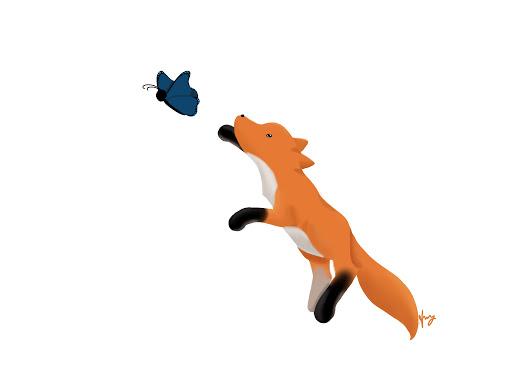 Foxy by amyc124