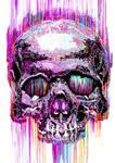 Glitch Skull (The Circuits Are Bleeding)