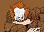 Vicious Pennywise