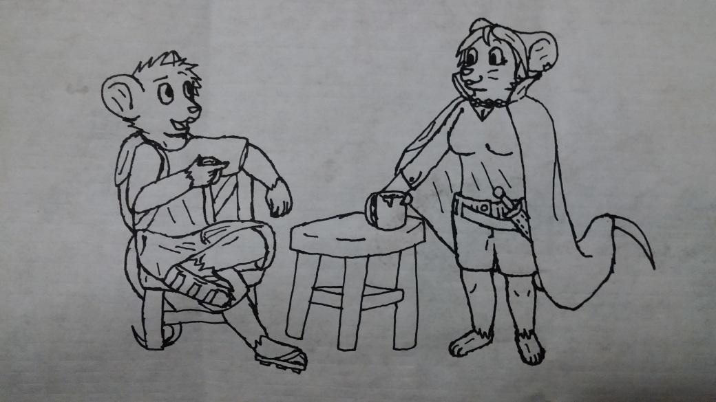 Practice mice by Leo-Leonardo-III