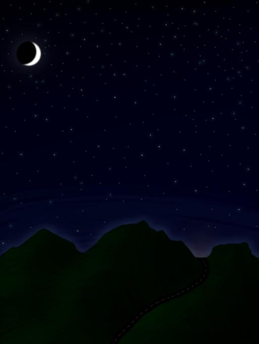 Starry night, clear sky by Leo-Leonardo-III