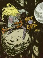 ROCK by Mateus by BrandNewNostalgia