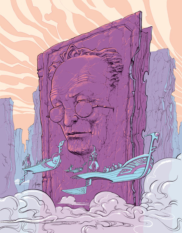 MOEBIUS with Jorge by BrandNewNostalgia