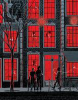 RED with Jorge by BrandNewNostalgia