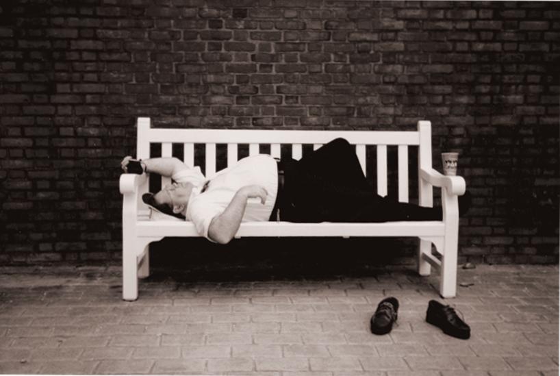 Tired Tourist - Florida, 1993 by sumajarong