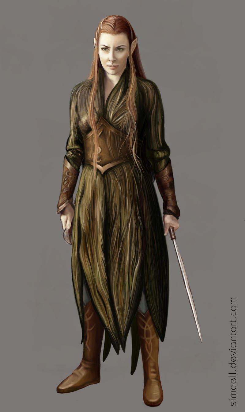 Tauriel, Daughter of Mirkwood