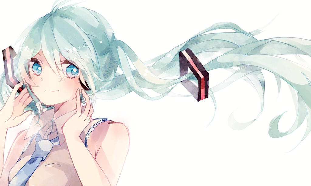 Hatsune Miku3 by ll4cell