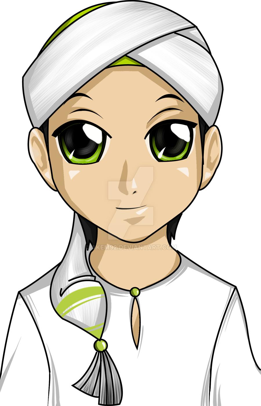 Anime Nikah Muslim Islamic Chibi By Akem92 On Deviantart
