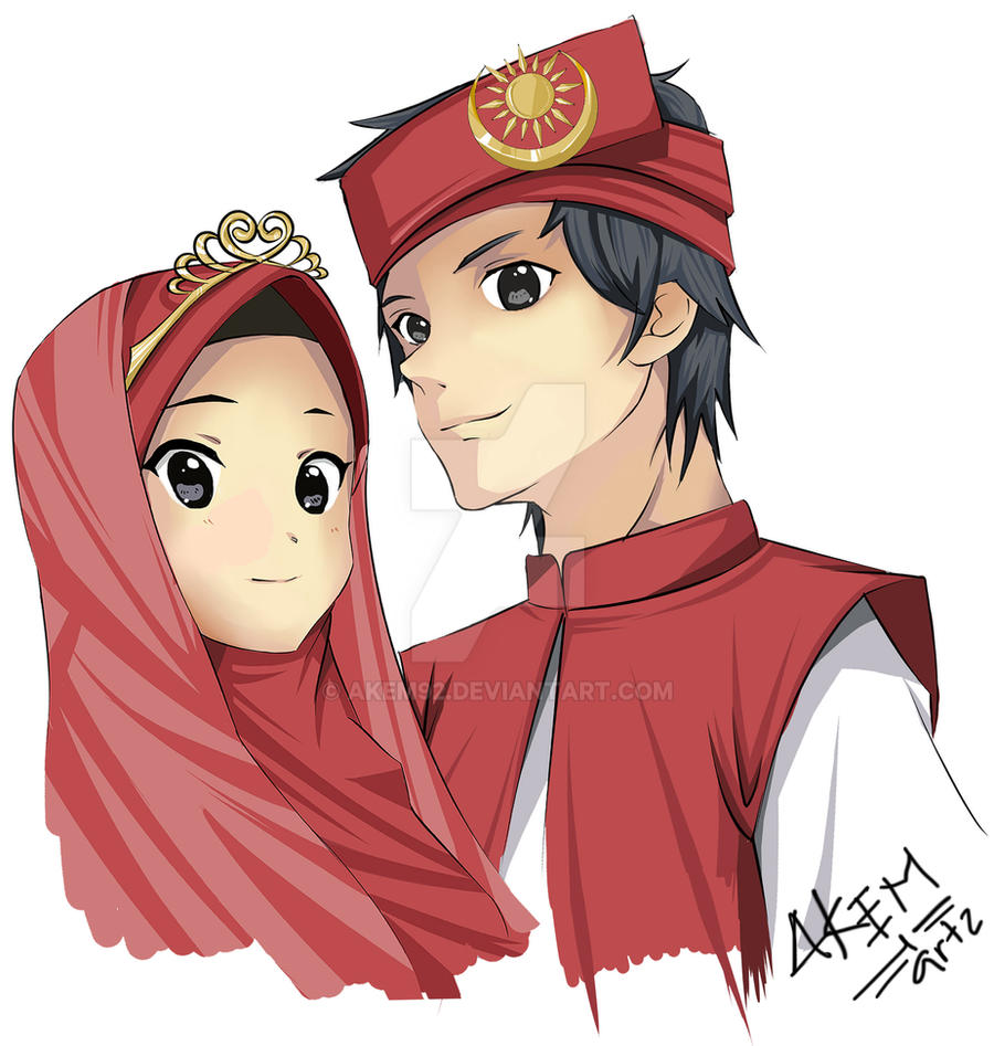 Anime Islamic Boy Keren Anime Wallpapers