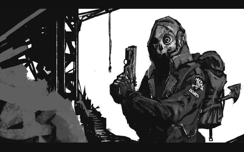Metal Bones by knotty02