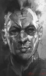 Maynard James Keenan by ali-kiani-amin