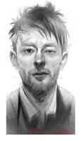 Thom Yorke,king of melancholia .