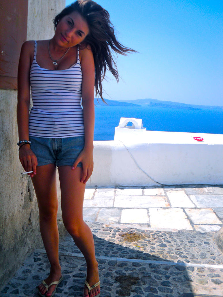 Santorini by Milk-cream