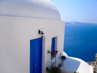 Santorini II by Milk-cream