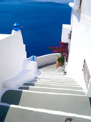 Santorini III by Milk-cream
