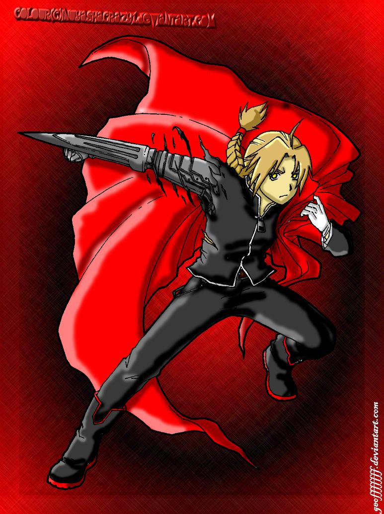 Fullmetal Alchemist by inuyashacrazy1 on DeviantArt