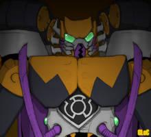 Sinestro Corpsman of Cybertron