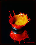 colour drop