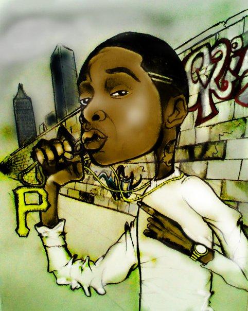Wiz Khalifa by jefeyeoreoh on DeviantArt