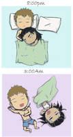 Nagron sleeping by furi1