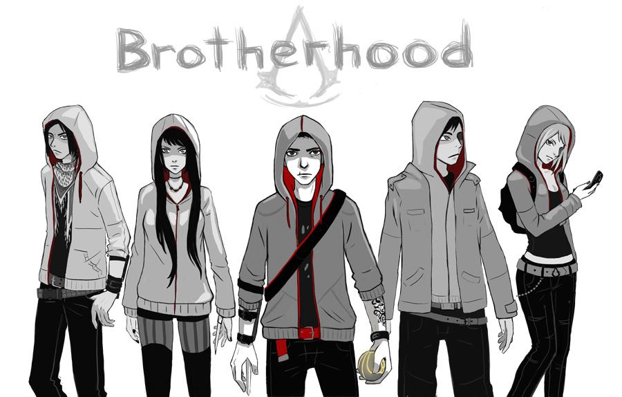 Brotherhood by cibo-black-cat