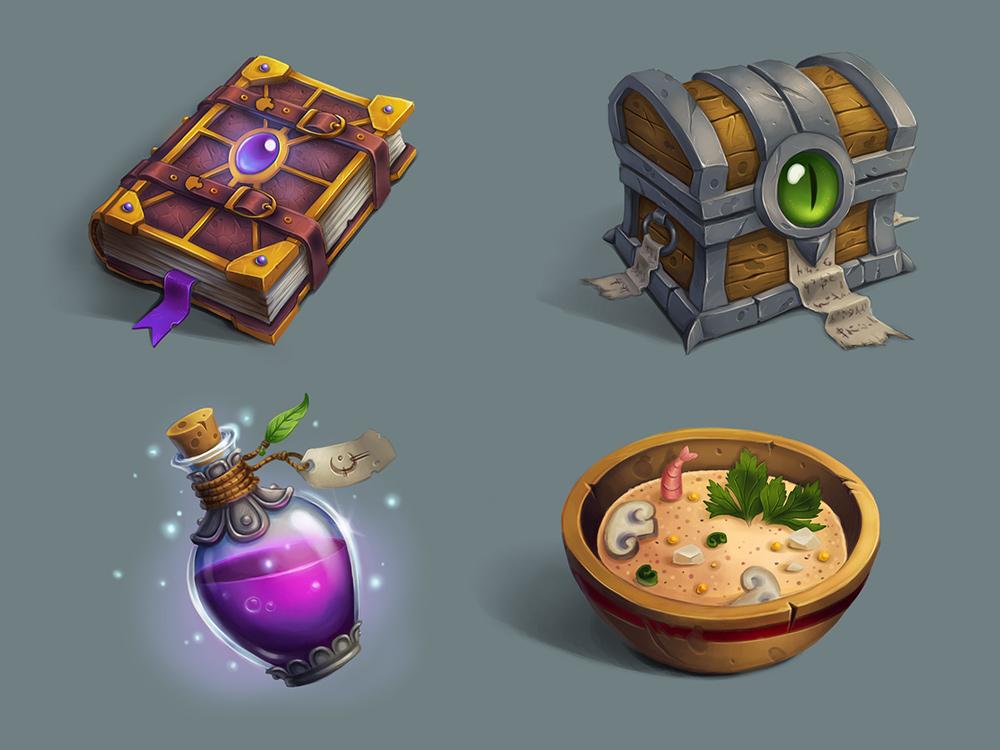 Items by cibo-black-cat
