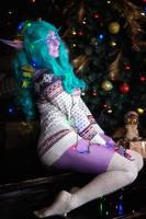 Happy Winter Veil! by cibo-black-cat