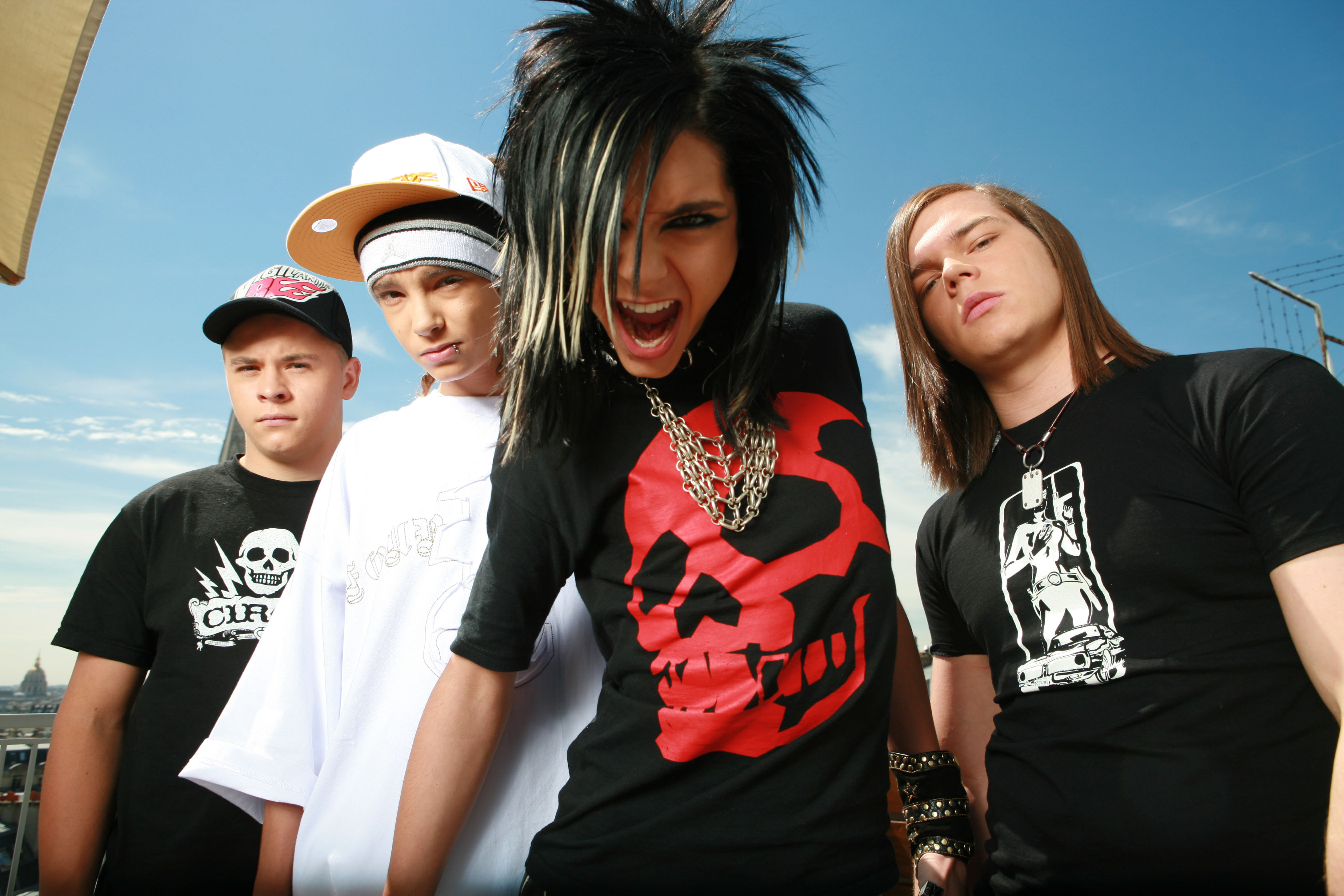 Gihugic Tokio Hotel By Nohrxinna On DeviantArt