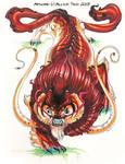 Tiger Fu Sketch