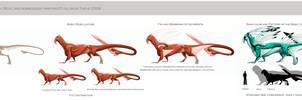 Relk - Basic Anatomy by beastofoblivion
