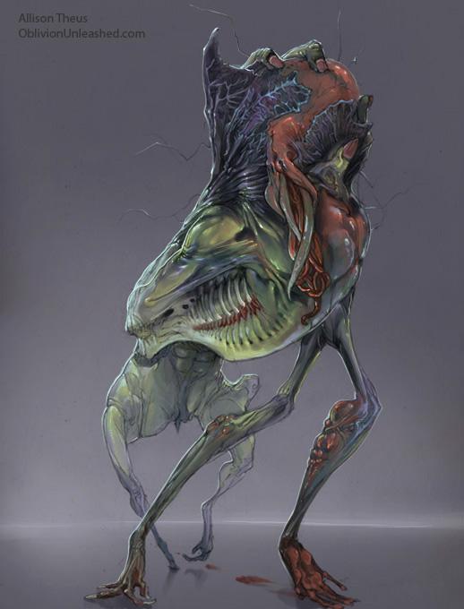Lovecraftian by beastofoblivion