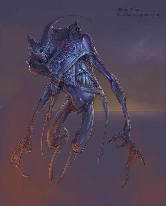 Enemy by beastofoblivion