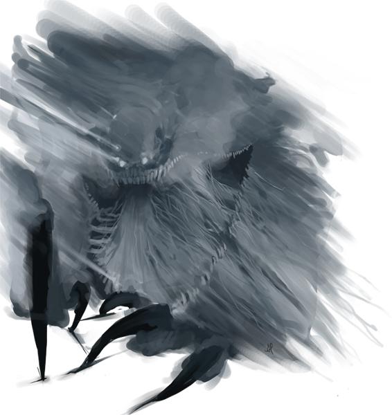 Shadowraith by beastofoblivion