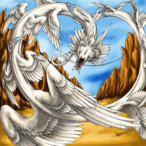 Wind God by beastofoblivion