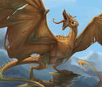 Copper Wyvern