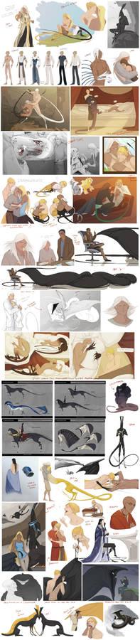 Character SketchDump 6