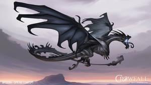 Crowfall: Spring Wyvern