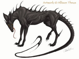 Impossible Hybrid for Akarui by beastofoblivion
