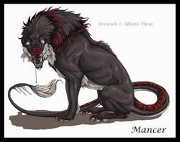 CME's Mancer by beastofoblivion