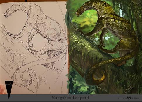 E0E: Mangshan Leopard