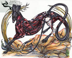 Lockjaw Flay by beastofoblivion