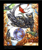 The Butterfly Catchers by beastofoblivion