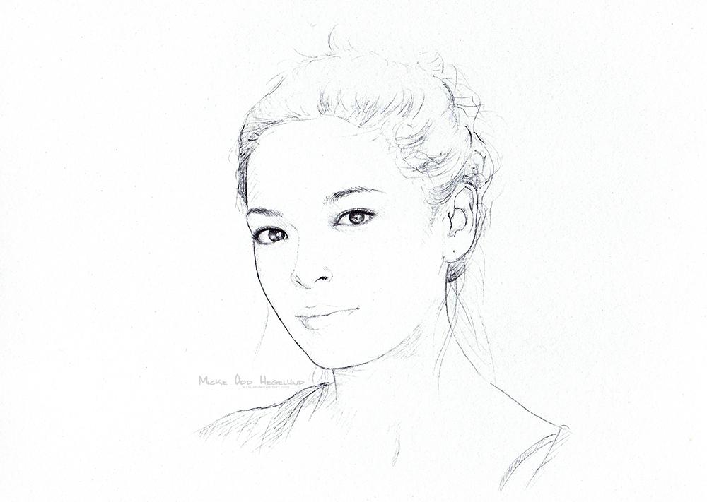 Kristin Kreuk by wriiist